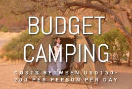 Budget Camping(150$-200$)