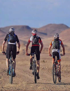 Bike Expedition Programs