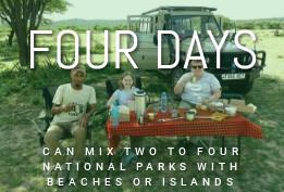 4 Days Safari