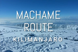 Machame Route (6-7 Days)