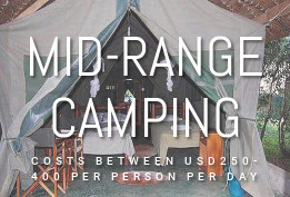 Mid-Range Camping(250$-400$)