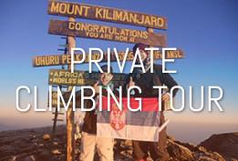 Private Climbing