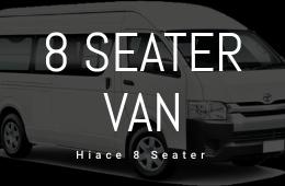 Hiace 8 Seater