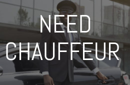 Need Chauffeur